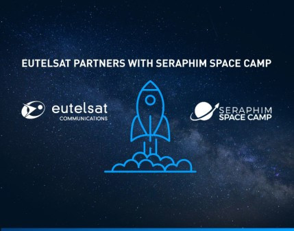 Eutelsat partners with Seraphim Space Camp, the UK's first accelerator for space technology startups