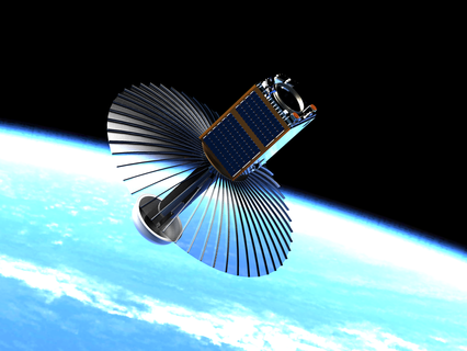 SSTL and OSS collaborate on disruptive smallsat SAR payload