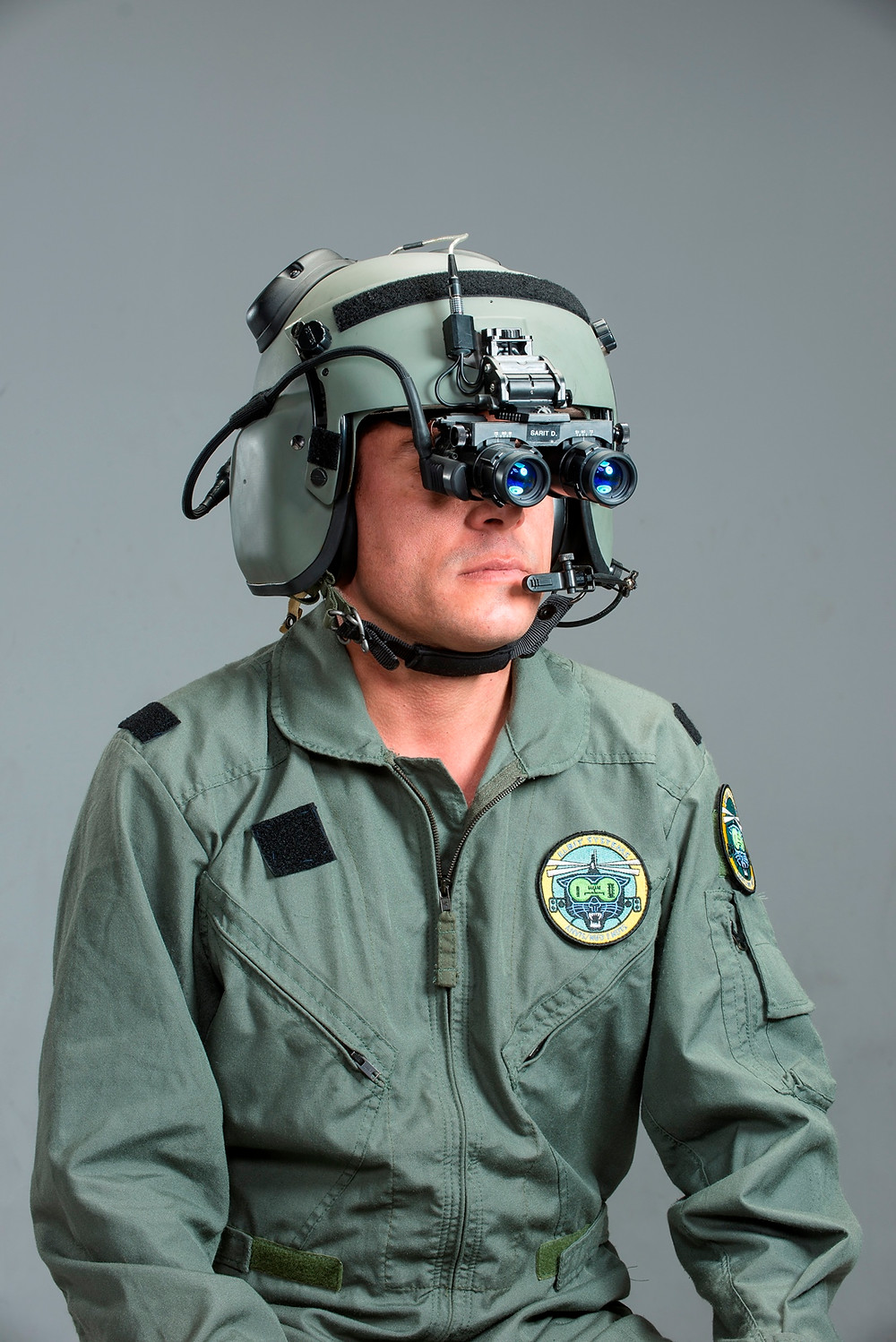 Elbit Systems US subsidiary awarded a contract to supply common helmet mounted displays to the US Army