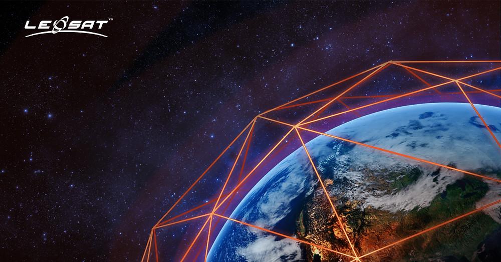 Skyband selects LeoSat for innovative data network