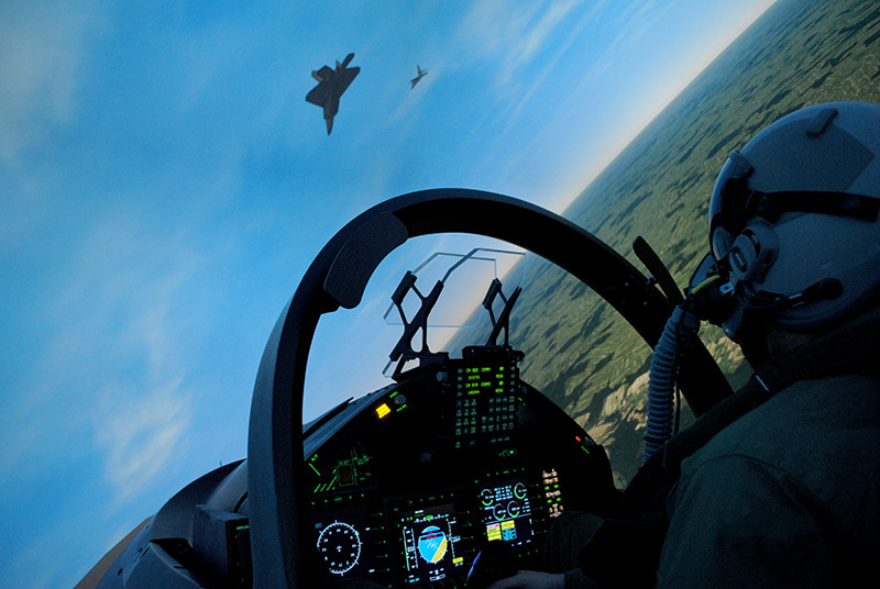 Elbit Systems delivers M-346 simulators to the Polish Air Force