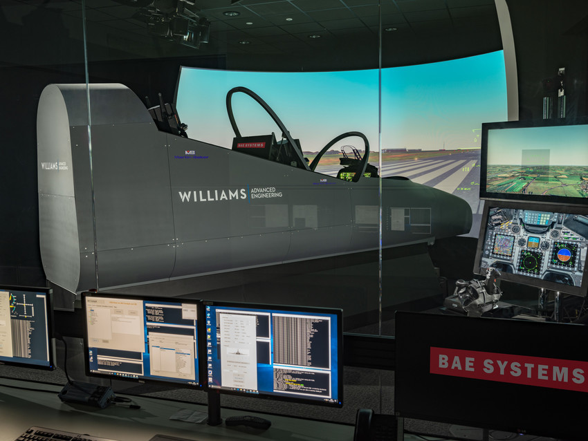 Fast Jet and Formula One technology sharing partnership signed between BAE Systems and Williams