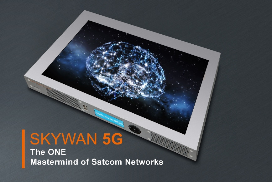 ND SATCOM is proud to announce SKYWAN Technology has been nominated for Via Satellite's 2018 Satellite Technology of the Year Award