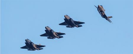 Terma and Scandinavian Avionics secure F-35 sustainment contract