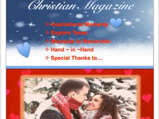 TSCM ~ Happy New Year!  Jan/Feb Issue 2017