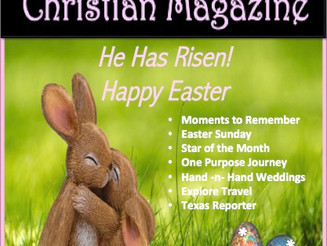 Hometown Christian Magazine - April Issue
