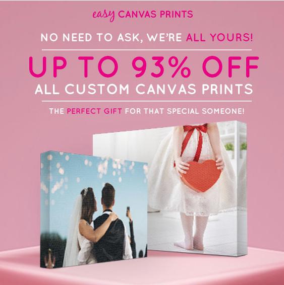 Canvas Prints Special