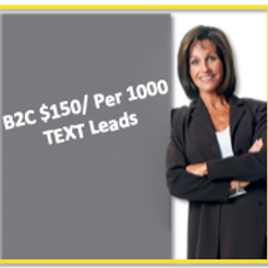 B2C Text Message Leads /Per 1000