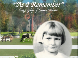 As I Remember ~ Bio: Laura M. Wilson Bryant