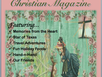 TSCM - Easter April Issue 2017