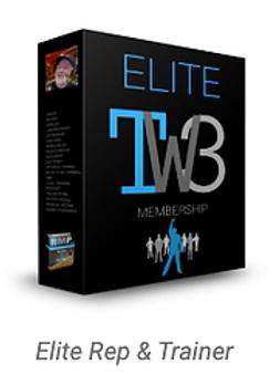 Elite Rep & Trainer Membership Plan