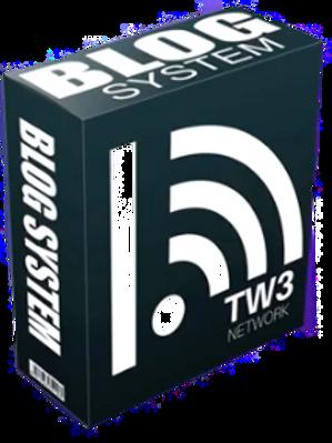 TW3 Blog System Plan