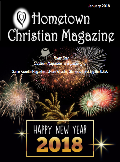 Hometown Christian Magazine 2018 NEW!