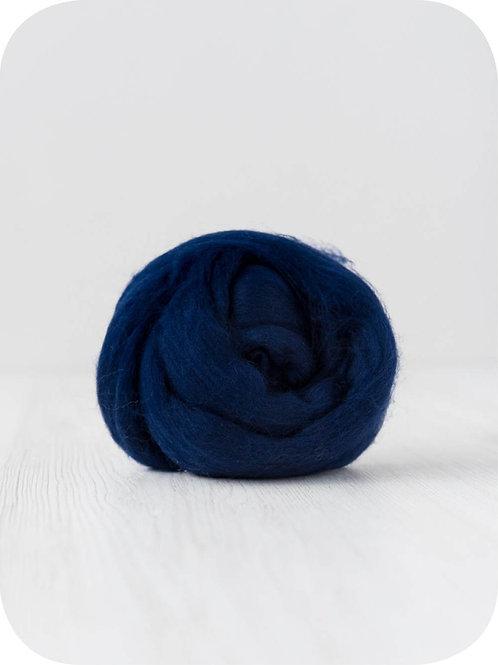 19 mic Superfine Merino Wool - Tuareg, 50 g (1.76 oz)