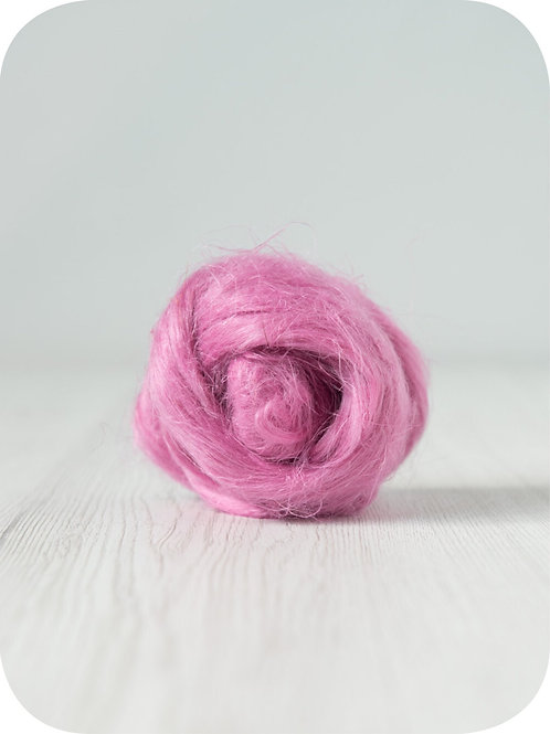 Flax (Linen) - Cyclamen, 50 grams