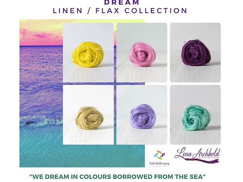 Flax Collection - Dream, 200 grams