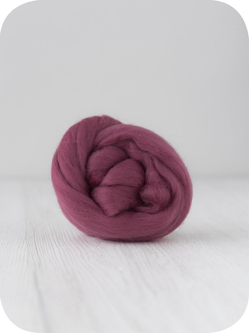 19 mic Superfine Merino Wool - Onion, 50 g (1.76 oz)