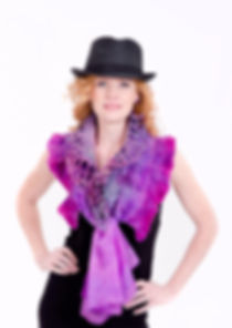 Lena Archbold Bespoke Felted Accessories