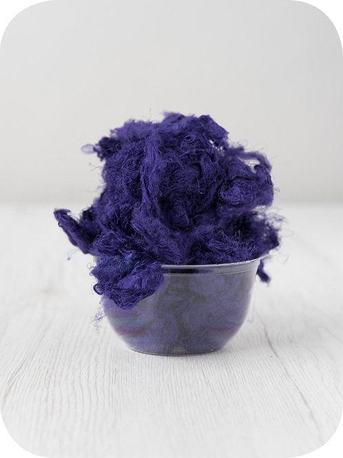 Sari silk waste - FLORENCE, 20 grams