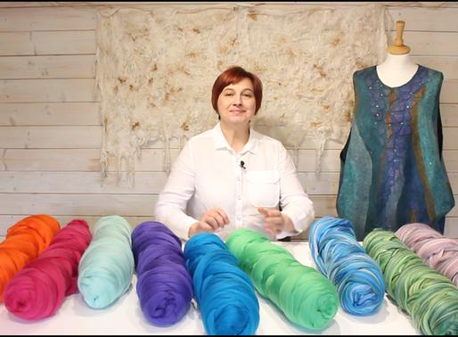 Why I Use Super Fine Merino Wool
