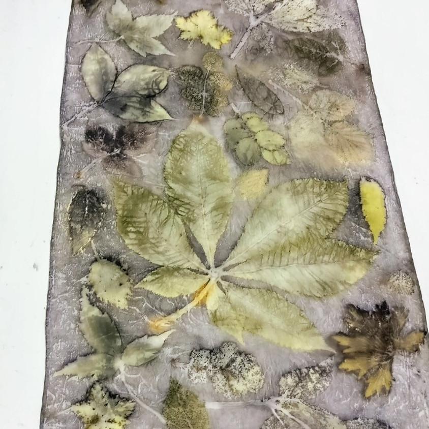 Botanical / Eco printing / Contact printing Workshop