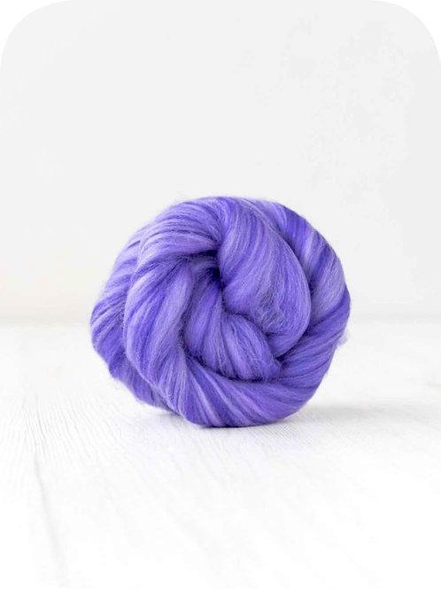 19 mic Superfine Merino Wool - Gillyflower, 50 g (1.76 oz)