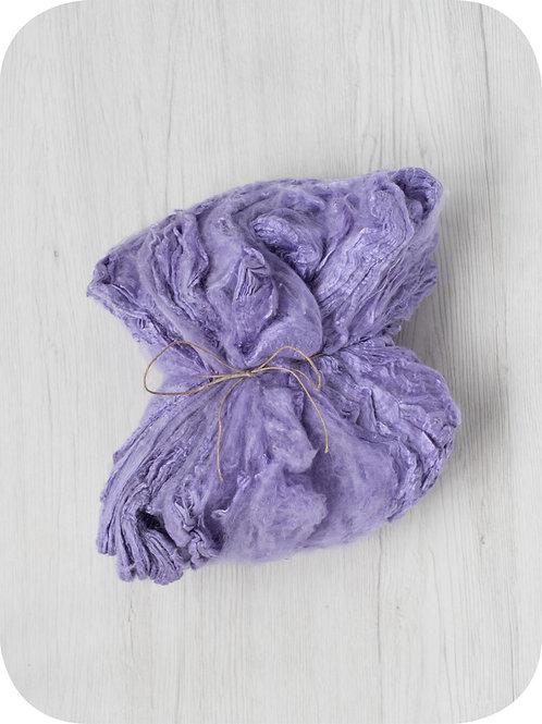 Silk Hankies - LAVENDER, 10 grams