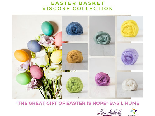 Mix of Viscose - My Easter Basket, 200 grams