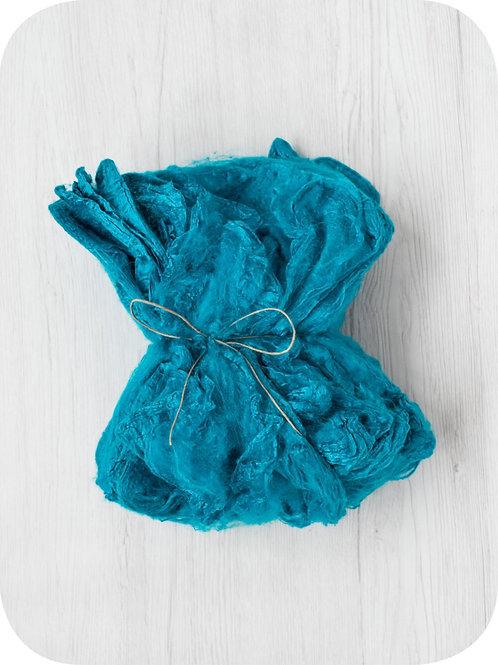 Silk Hankies -  COBALT, 10 grams