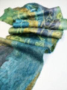Margilan silk to buy Lena Archbold