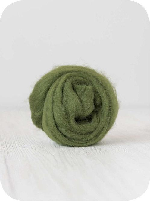 19 mic Superfine Merino Wool - Ivy, 50 g (1.76 oz)