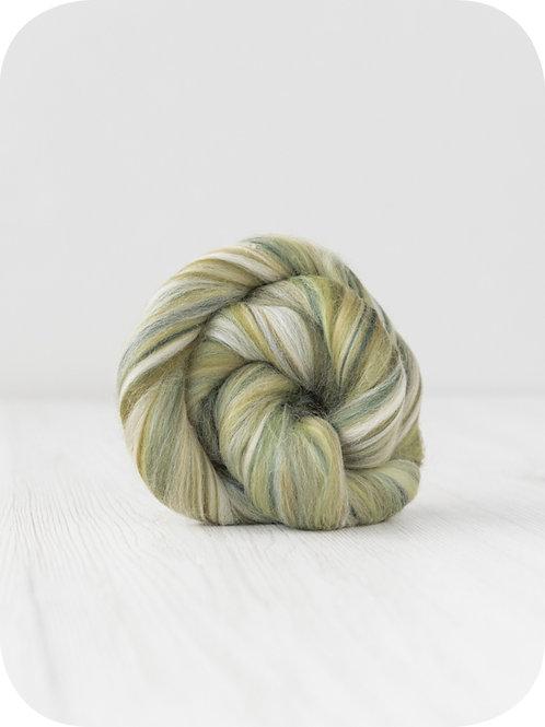 19 mic Superfine Merino Wool - Scotland, 50 g (1.76 oz)
