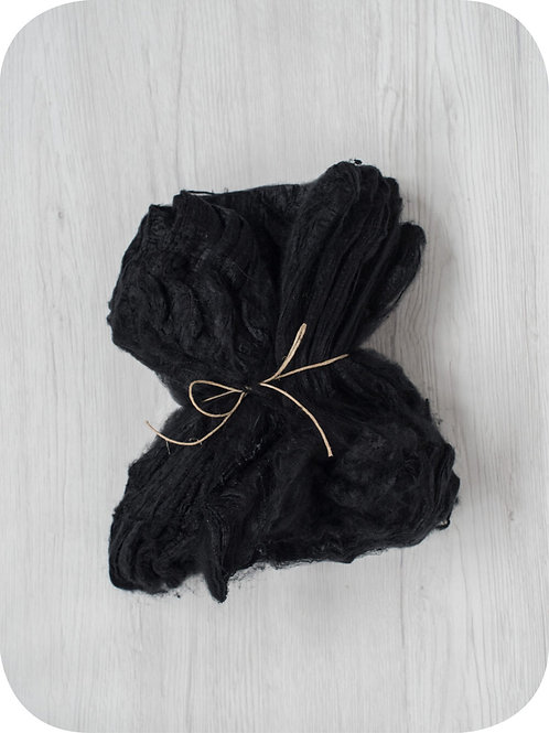 Silk Hankies -  DARK, 10 grams