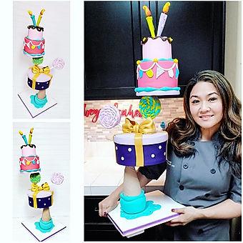 Balancing Cakes