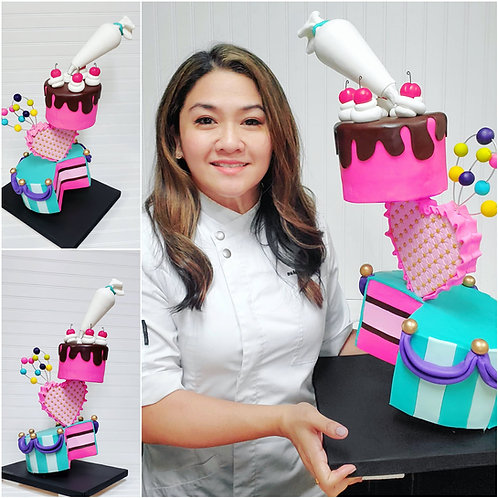 Balancing Cake ADVANCED Master Class - 2 day class