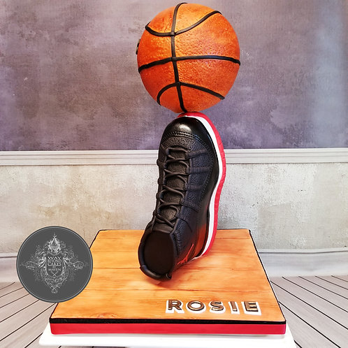 Standing Shoe and Spinning Ball Cake Class Private FB Group Access