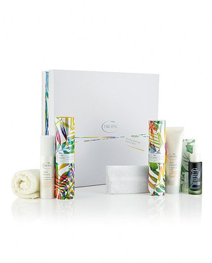I am super exited to finally have TROPIC skincare range in the salon...