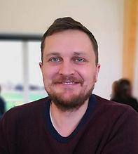 Daniel Lyngholm headshot