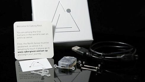 NorthSense packaging