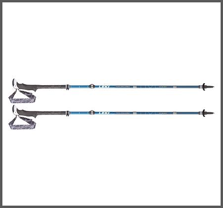Leki Micro Vario Carbon Antishock Trekking Poles