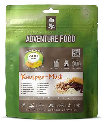 Adventure Food Crunchy Muesli