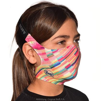 Buff Kids Filter Mask