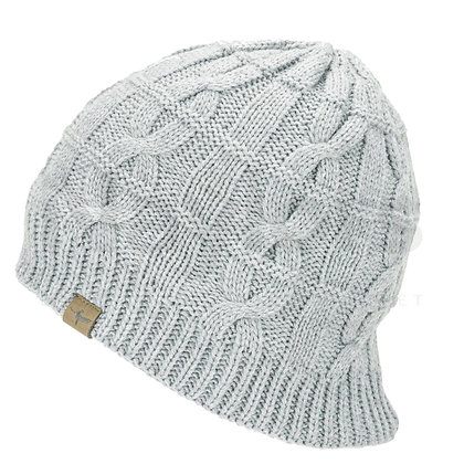 Sealskinz Waterproof Cold Weather Cable Knit Beanie Hat