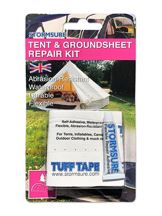 Stormsure Tent And Groundsheet Repair Kit