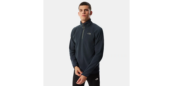 The North Face Men's Glacier 100 1/4 Zip Fleece