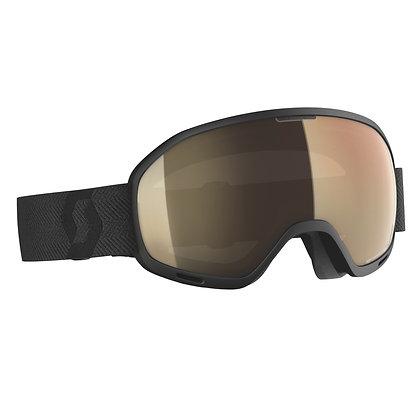 Scott Unlimited II OTG  Ski Goggle Light sensitive Black