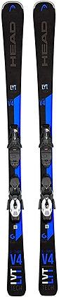 Head V-Shape V4 Ski + Bindings