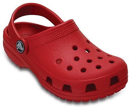 Crocs Classic Clogs Kids Size 1 Junior