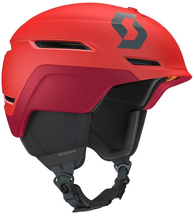 Scott Symbol 2 Plus Ski Helmet Symbol Red