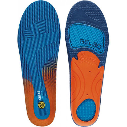 Sidas Cushioning Gel 3D Footbed